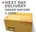 Next Day Delivery, Order before 2.30PM